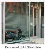 perforated-solid-steel-gate